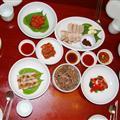First Korean dinner