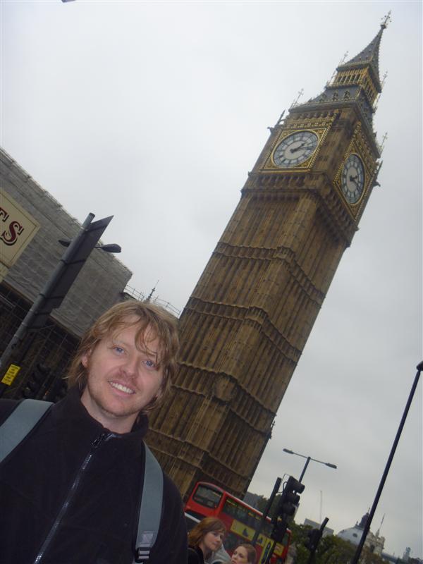 Pete & Big Ben