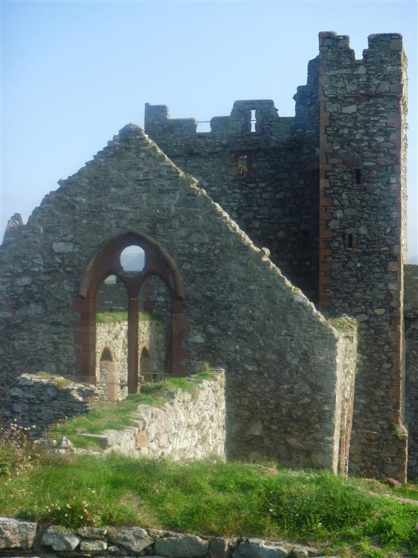 More Peel Castle