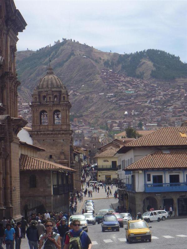 Photo from Cusco, Peru