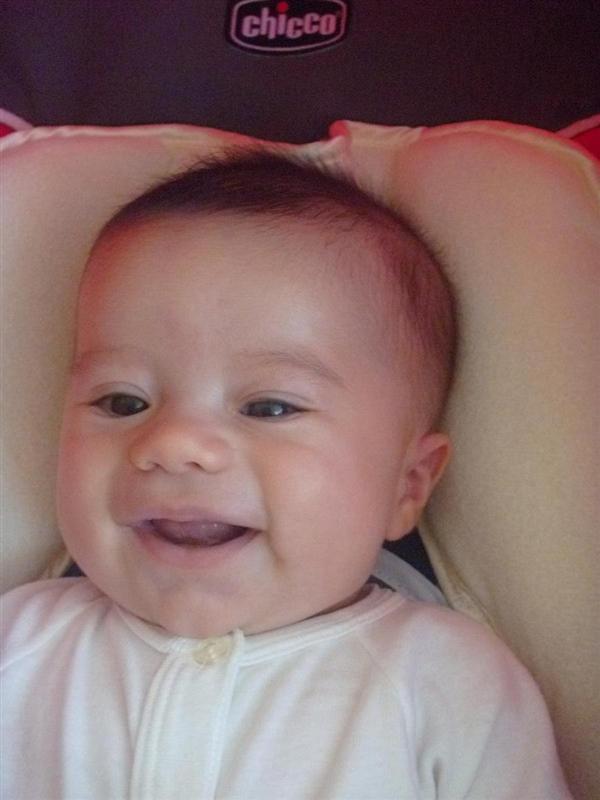 Little Renzo!