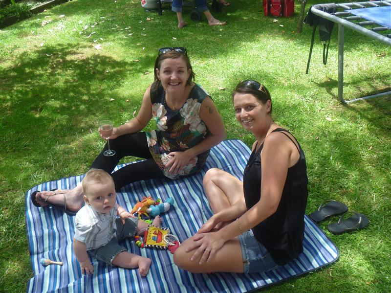 Rochelle, Andrea & Flynn