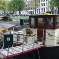 House boat with letterbox!