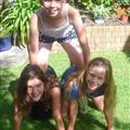 Gina, Maddy & Jayde
