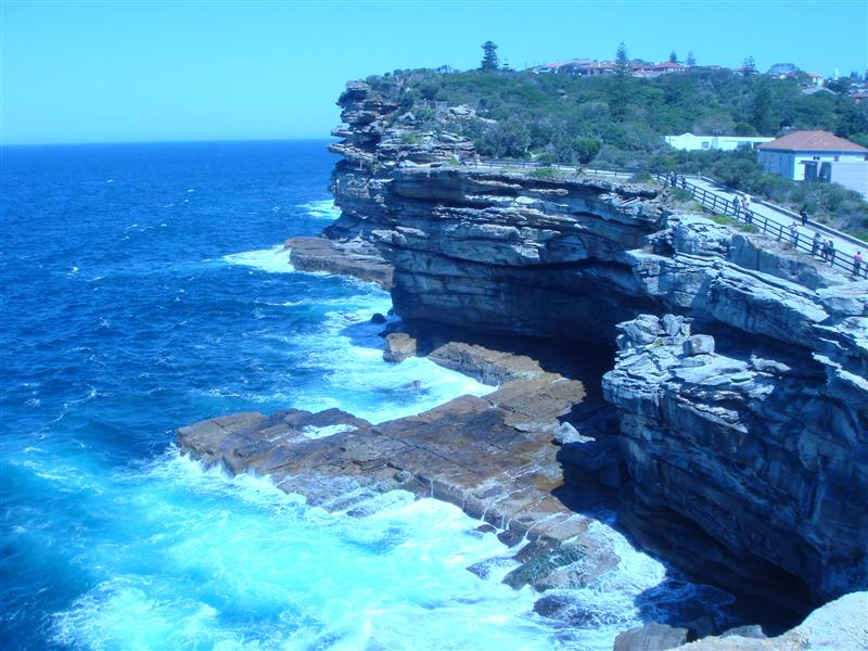 most common place in Sydney to kill yourself, Watsons Bay
