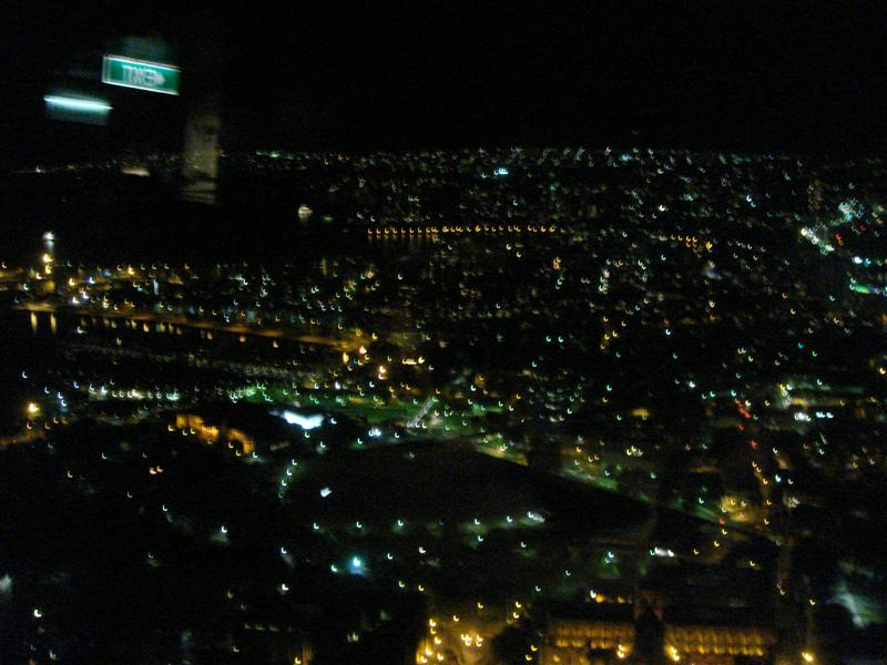 View from the Sydney Tower