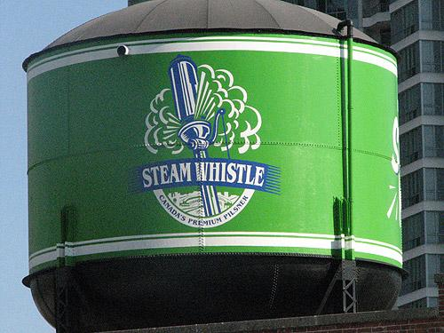 Toronto's own Steam Whistle