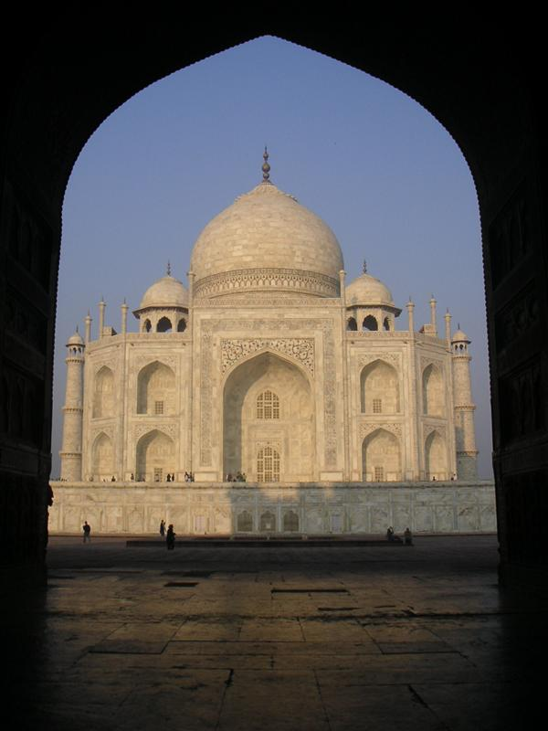 Typical shot of Taj