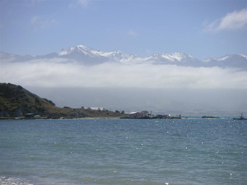 Mountains, Kaikoura