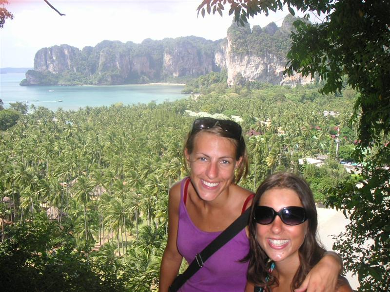 Lookout over Railay