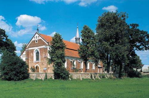 Wasosz Roman Catholic Church