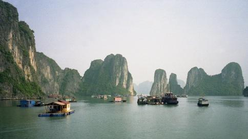 Bai Tu Long Bay View