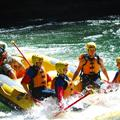 Totally fun rafting times