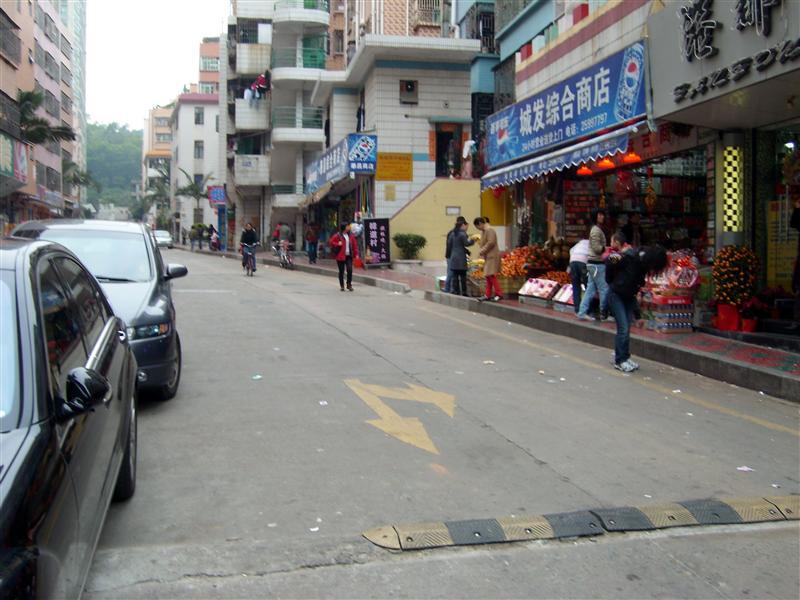 Streets of my neighbour hood