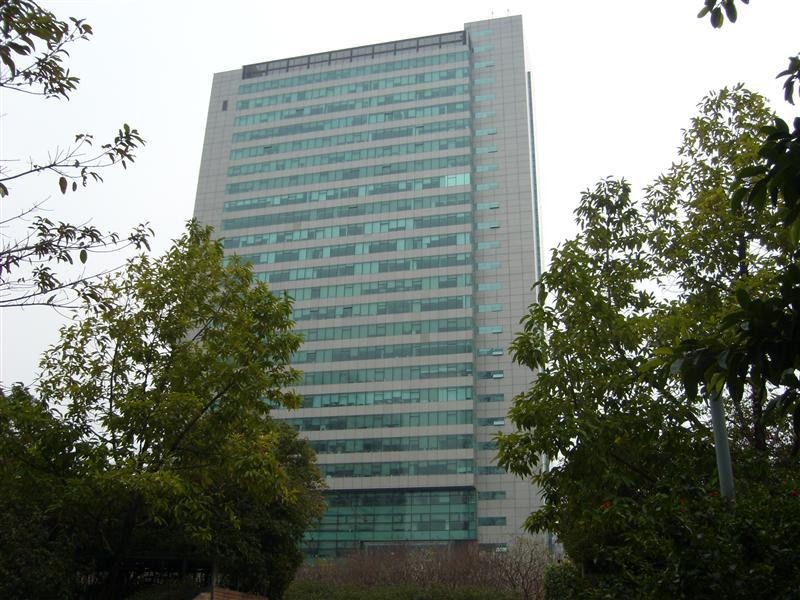 A BUILDING IN NANSHAN