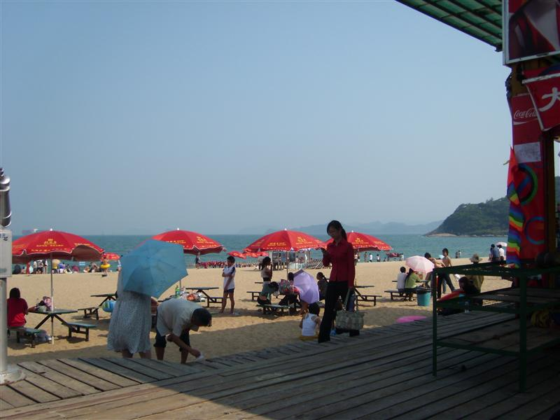 Beaches of ShenZhen