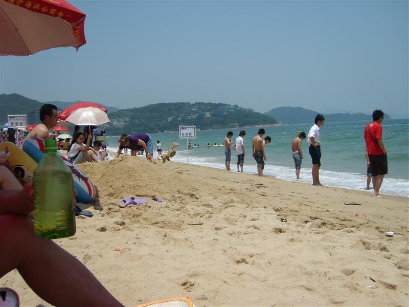 Beaches of ShenZhen
