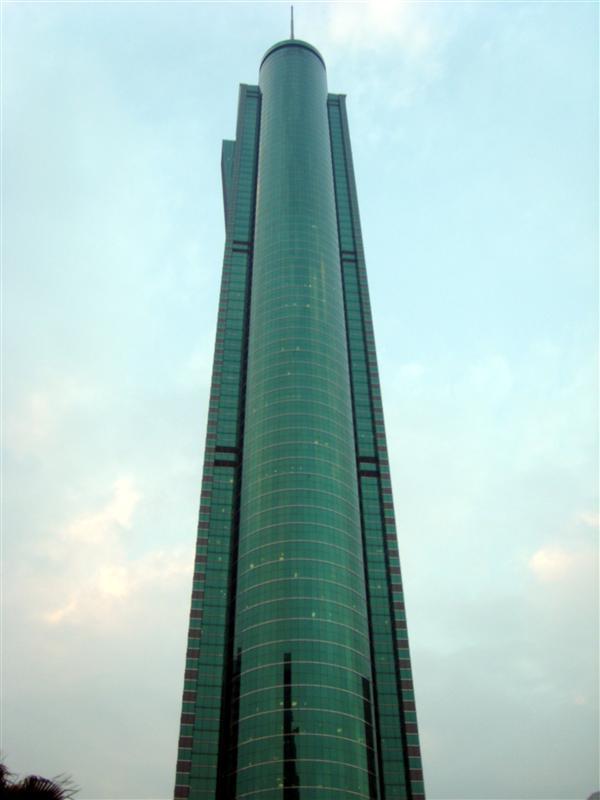 Diwwang the tallest building