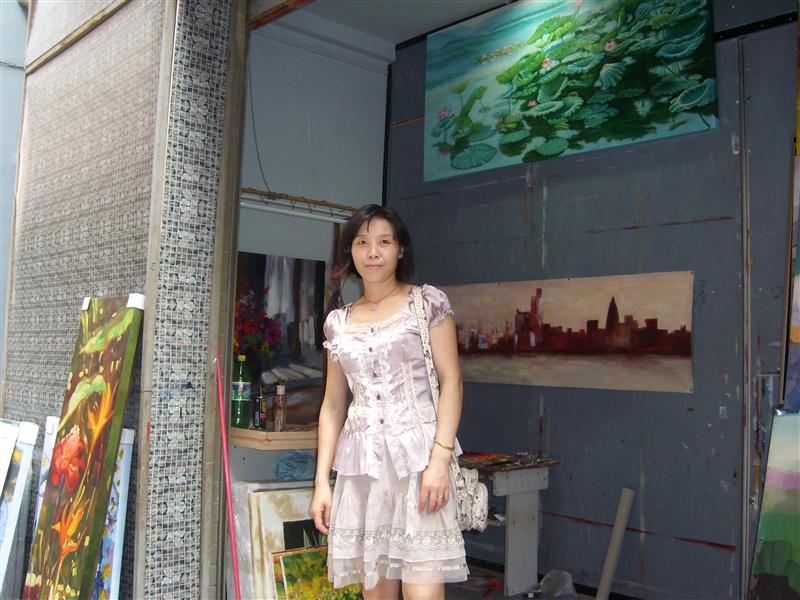 Mei Lin Paint Artiste