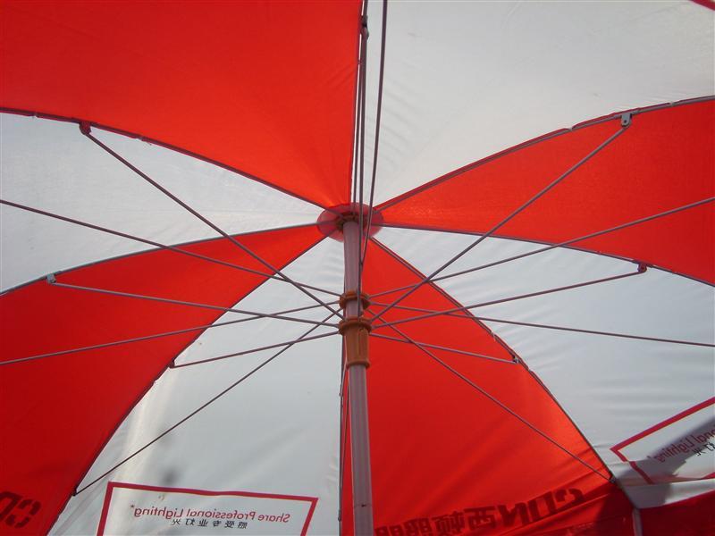 A big umbrella !