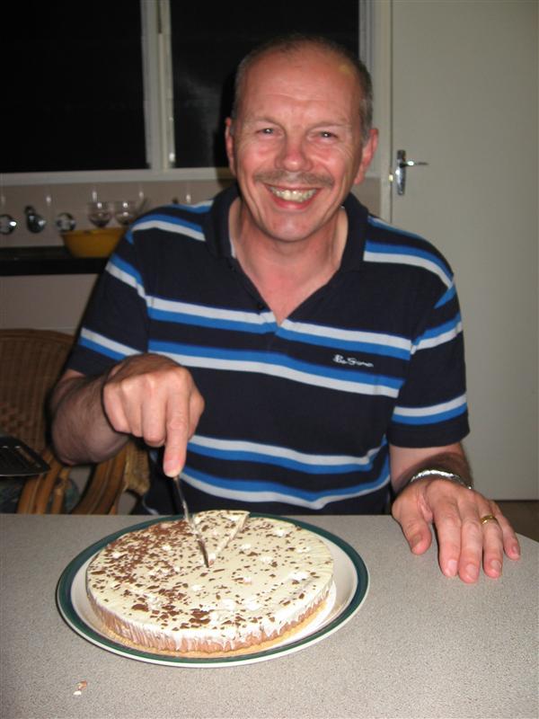 Rick on his birthday