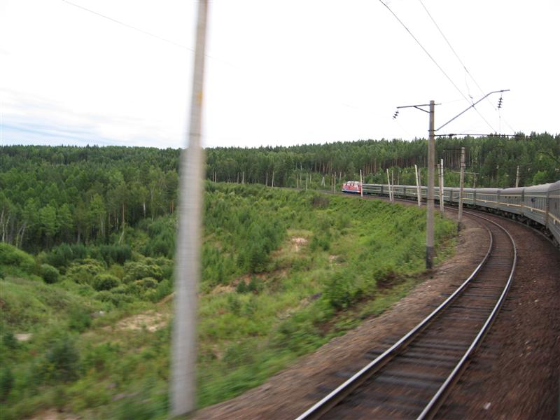 On the Trans-Siberian