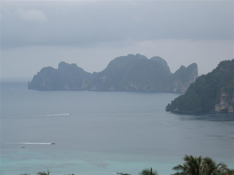 Phi Phi Ley from distance