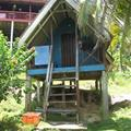 My 'chalet' on Perhentian Kecil