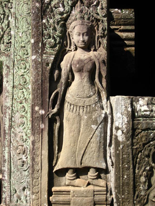 angkor woman