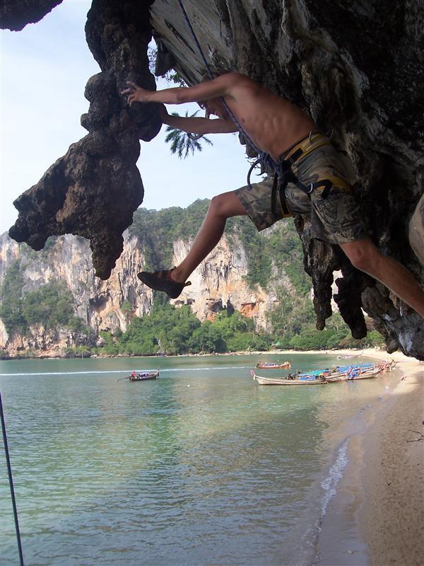 Photo from Tonsai, Thailand