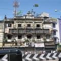 historische Gebäude werden leider selten gepflegt