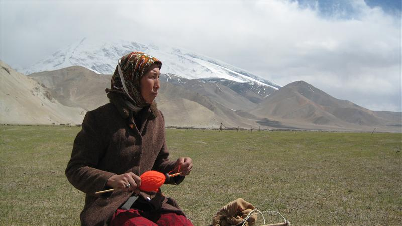 Photo from Karakul, China