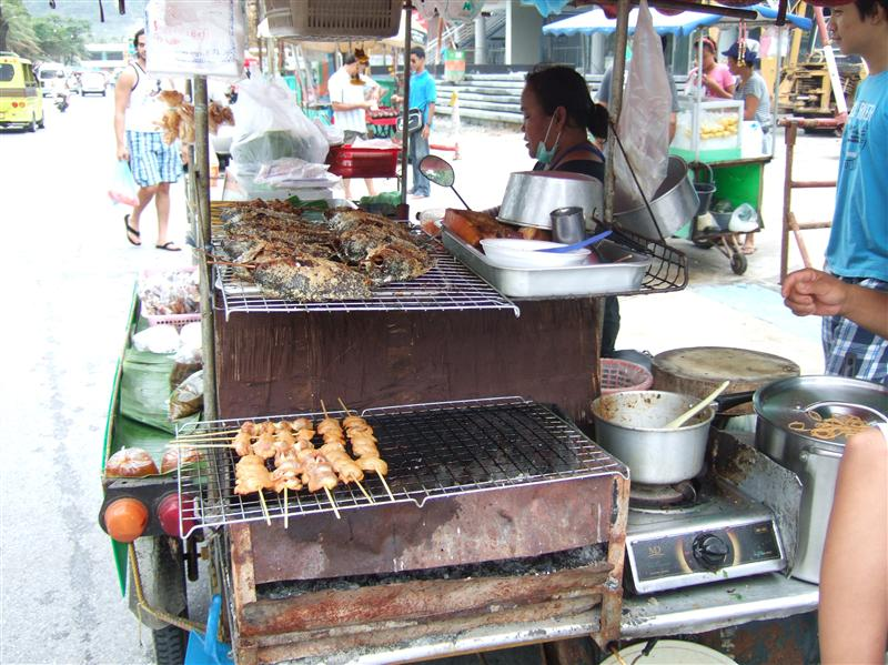 grilled meat/seafood anyone?