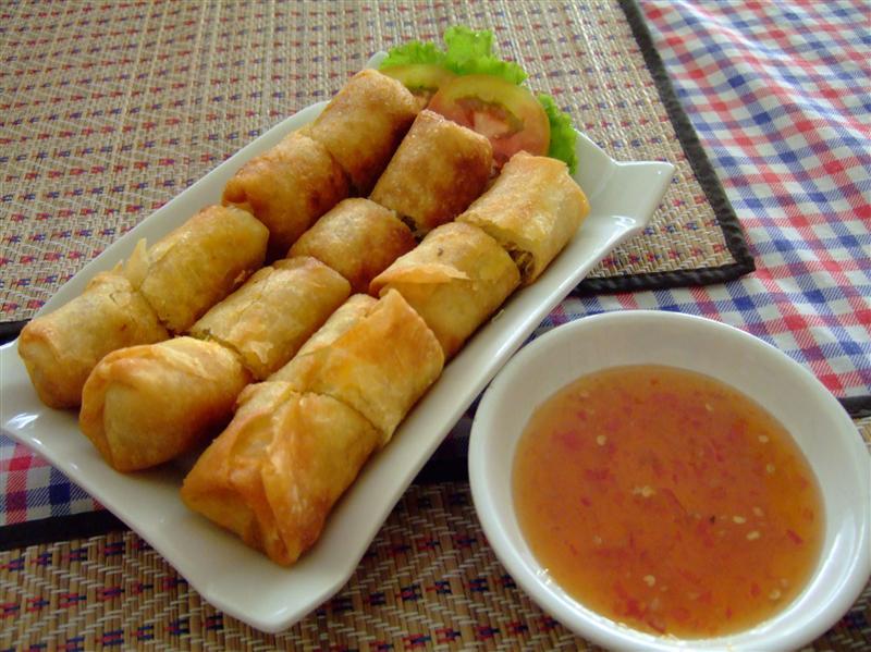 Thai Spring Roll!
