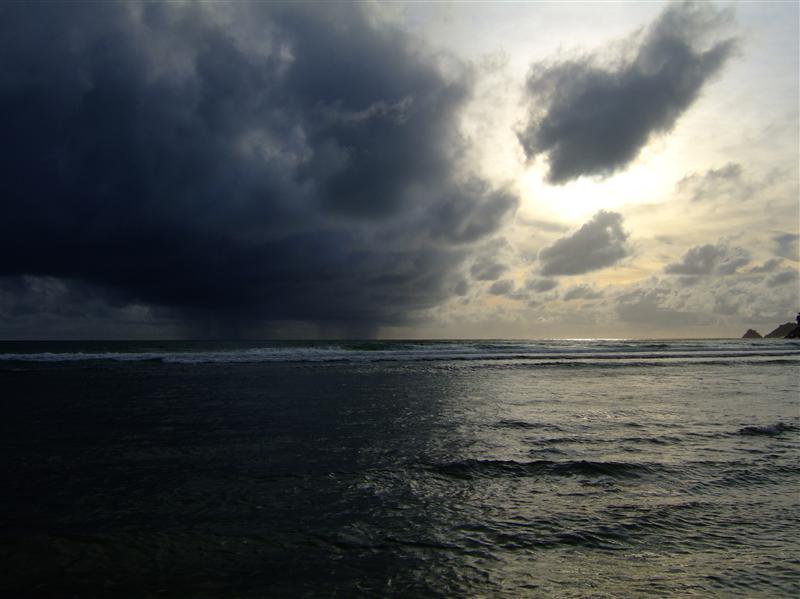 Sunset @ Kalim Beach I