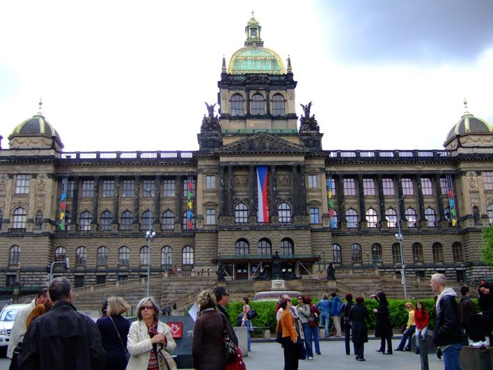 National Museum in Prague