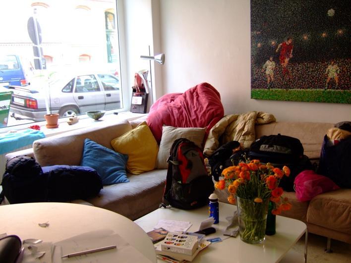 Hamburg's couch