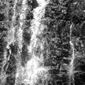 Temurun Waterfall - local kids having a swell time!