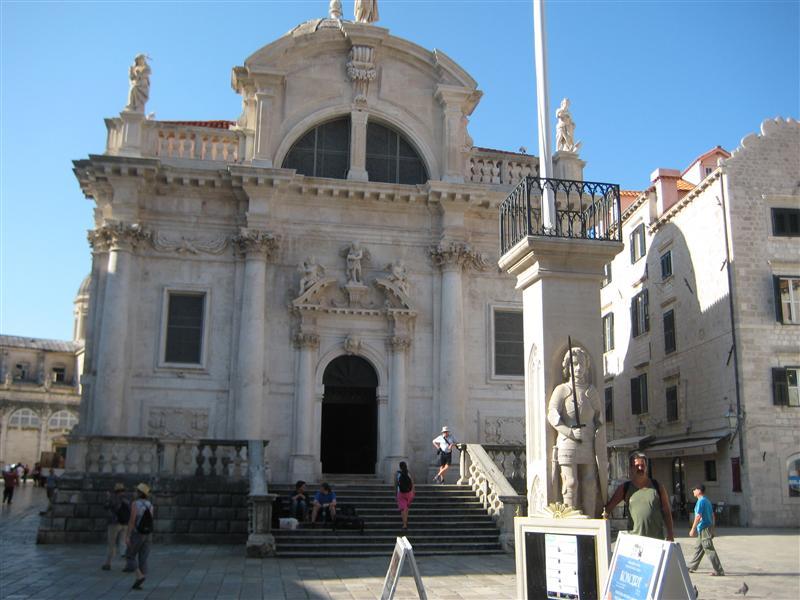 Dubrovnik Church