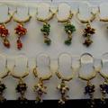 Fashion jewelry earrings wholesale supply