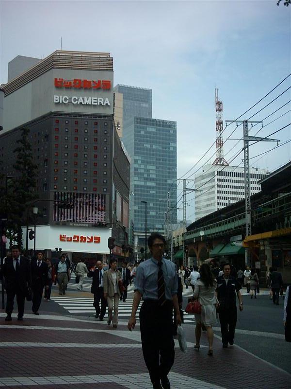 TOKYO, UNA CIUDAD COMO OTRA CUALQUIERA