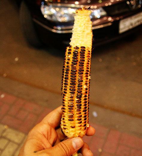 Mmm roast corn