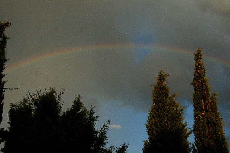 Rainbows over Trove