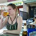 Beer... what a wonderful thing on a hot day