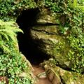 Druids Cave in the Rock Close @ Blarney Castle
