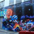 Graffiti in Belgium