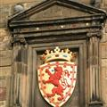 Coat of Arms at Edinburgh Castle