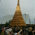 Golden Chedi, Temple and Palace complex, Bangkok