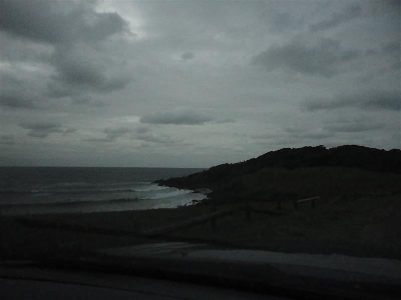 De Crescent Head a Plomer Point