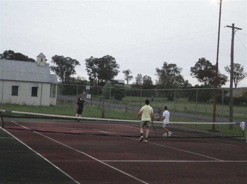 Mtach de tennis